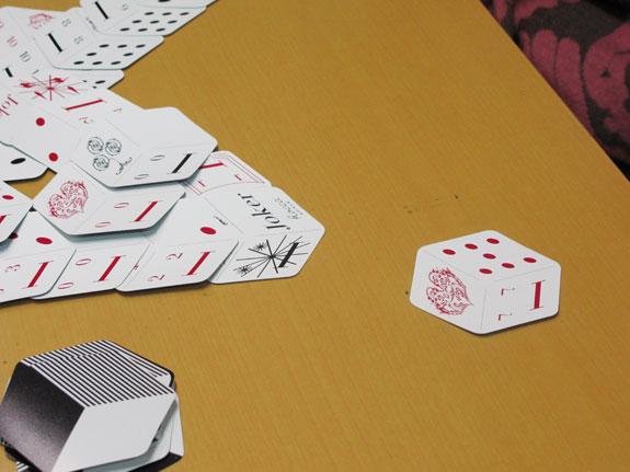 rocca カードゲーム