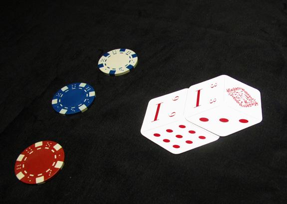 Rocca カードゲーム チップ カジノ