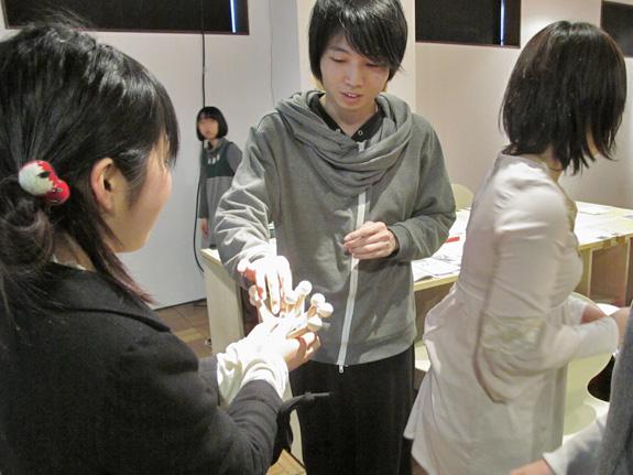 こけし絵付けワークショップ(2/26)