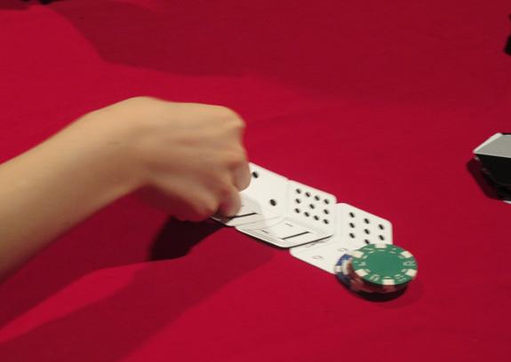Rocca カードゲーム カジノチップ
