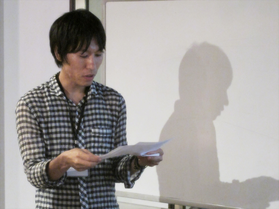 講師の江見さん